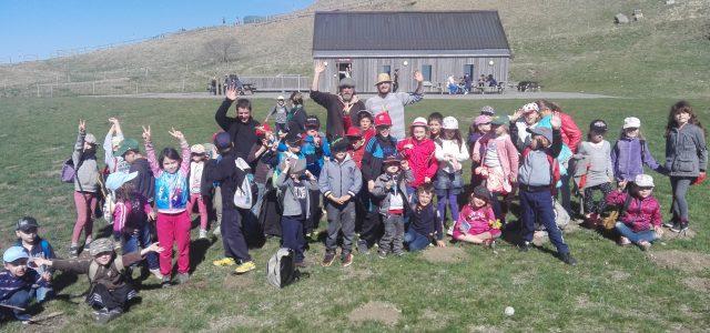 Le mercredi 12 avril était placé sous le signe de la détente pour les enfants du centre de loisirs Les P'tits Volcans. C'est sous un soleil magnifique que les 45 […]