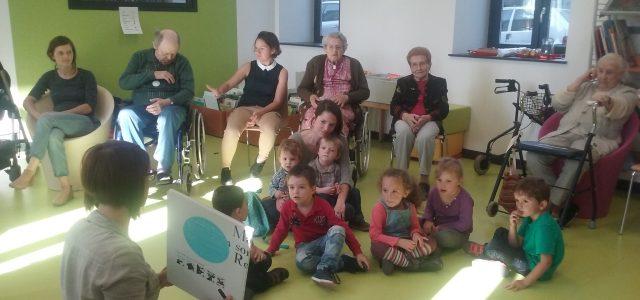 Vendredi 29 septembre s'est déroulé le premier atelier intergénérationnel de lecture au sein de la médiathèque de Pontgibaud. Organisé par le relais d'Assistantes Maternelles et l'association «ninie et Compagnie», plusieurs […]