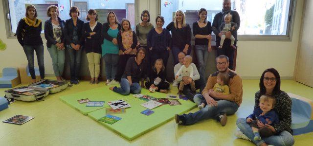 Samedi 14 octobre, dans le cadre de la semaine de la parentalité organisé par la CAF et en partenariat avec l'association «Ninie et Compagnie», le Relais d'Assistantes Maternelles et le […]