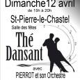 L'école de Musique Intercommunale Pontgibaud Sioule et Volcans organise un thé dansant le dimanche 12 avril de 15h à 20 h à la salle de fêtes de St-Pierre-le-Chastel. Entrée: 8€. […]
