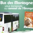 Bus des Montagnes: Sommet de l'élevage Le Bus des Montagnes en partenariat avec le Conseil Départemental du Puy de Dôme vous propose le mercredi 5 octobre 2016 un trajet […]