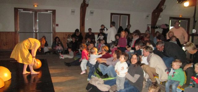 Cette année encore, et grâce à un partenariat avec l'amicale laïque de Bromont-Lamothe, le Relais d'Assistantes maternelles a pu profiter d'un spectacle jeune public d'une très grande qualité. C'est ainsi […]